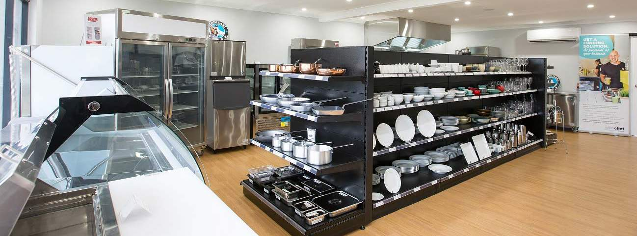 Visit our Darwin Catering Showroom