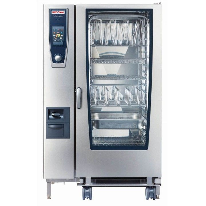 Rational SCC5S202G-NG Cooking System