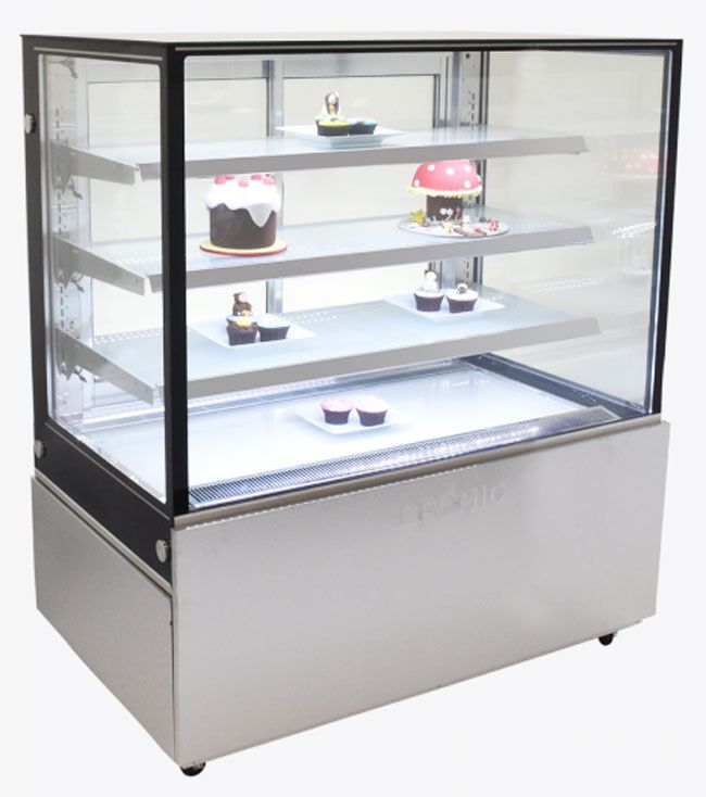 Bromic FD4T1200C 4 Tier Cold Display Showcase