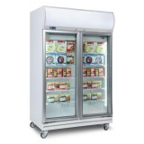 Bromic UF1000LF Display Freezer