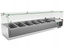 Exquisite ICTI1500 Ingredient Counter Top Chiller